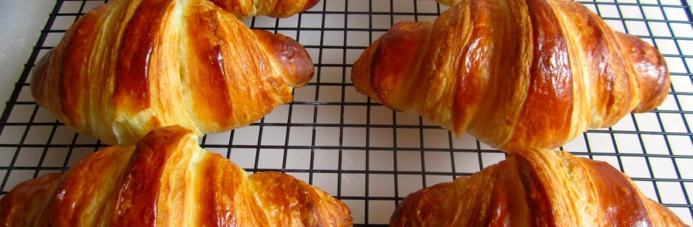 Fresh pastries